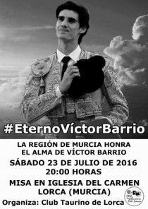 A. MISA VICTOR BARRIO