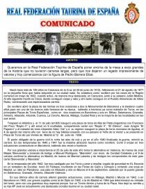 BARRERA P..Comunicado Nº 8, Año 2015