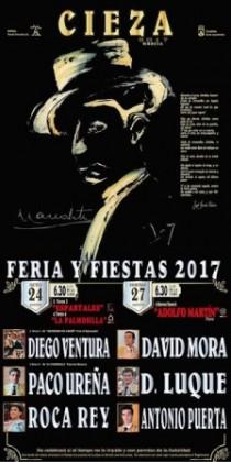 CIEZA FERIA AGOSTO 2017
