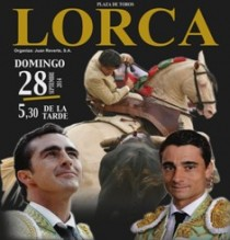 Cartel Lorca SUP.