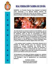 Comunicado Nº  90- 2014